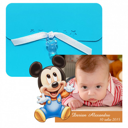 Magnet Contur Mickey Mouse 29