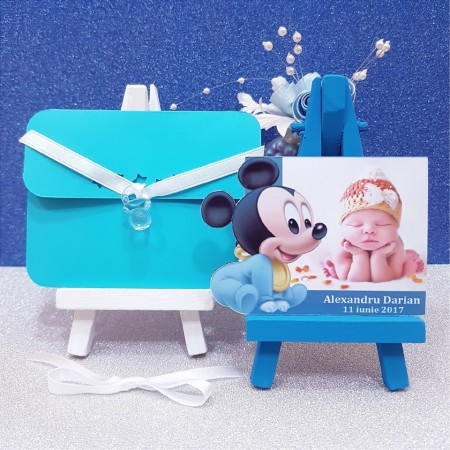 Magnet Contur Mickey Mouse 2