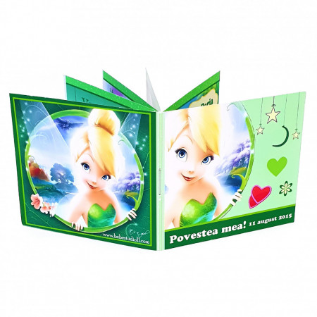 Marturie Carticica Tinkerbell 2