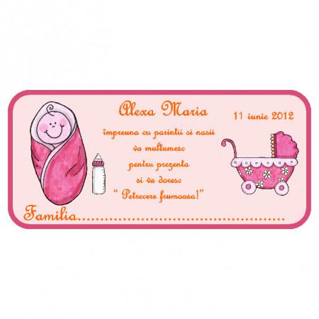 Plic Botez Bebelusa 8
