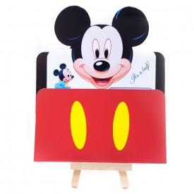 Invitatie Botez PRO Mickey Mouse 1