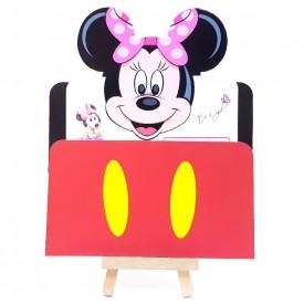 Invitatie Botez PRO Minnie Mouse 1