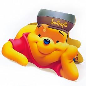 Invitatie Botez Contur Winnie 1