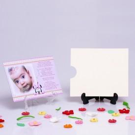 Invitatie Botez Magnetica Minnie Mouse 2