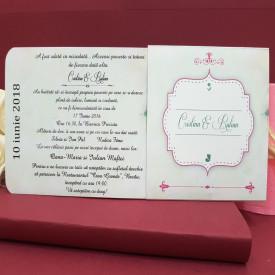 Invitatie Nunta DIVA Vintage