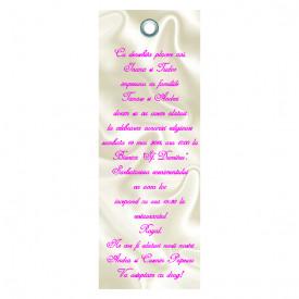 Invitatie Nunta Label INL36