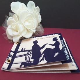 Invitatie Nunta Poveste Romantism