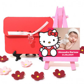 Magnet Contur Hello Kitty 7