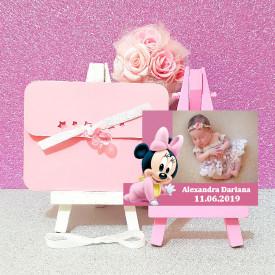 Magnet Contur Minnie Mouse 18