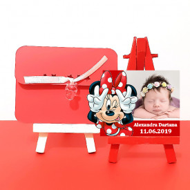 Magnet Contur Minnie Mouse 28