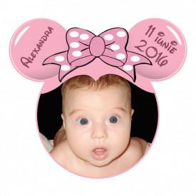 Magnet Contur Minnie Mouse 33