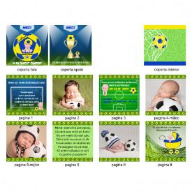 Marturie Carticica Fotbal 12