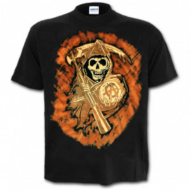 Tricou decolorat personalizat Sons Of Anarchy