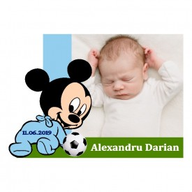Magnet Contur Mickey Mouse 21