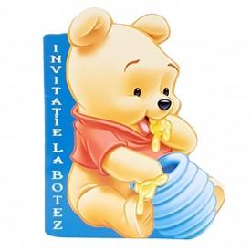 Invitatie Botez Contur Winnie 3