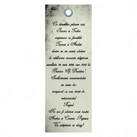 Invitatie Nunta Label INL33