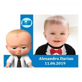 Magnet Contur Boss Baby 10