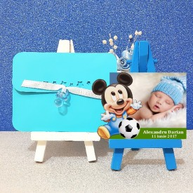 Magnet Contur Mickey Mouse 16