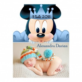 Magnet Contur Mickey Mouse 4