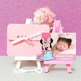 Magnet Contur Minnie Mouse 21