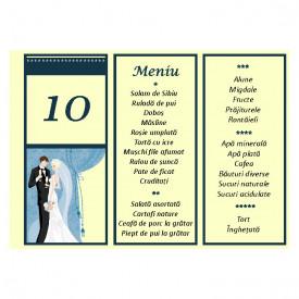 Meniu Nunta MN12