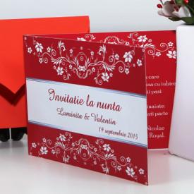 Invitatie Nunta Iubire