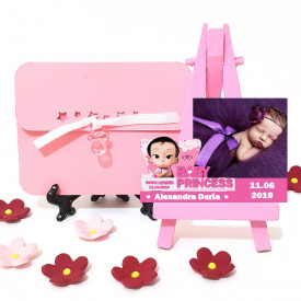 Magnet Contur Baby Princess 4