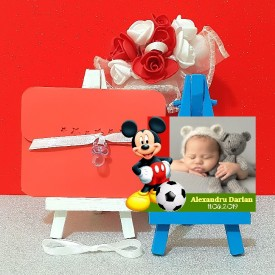 Magnet Contur Mickey Mouse 19