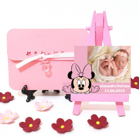 Magnet Contur Minnie Mouse 19