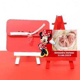 Magnet Contur Minnie Mouse 26