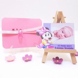 Magnet Contur Minnie Mouse 3