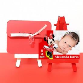 Magnet Contur Minnie Mouse 6