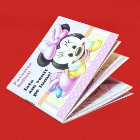 Marturie Carticica Minnie Mouse
