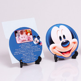 Invitatie Botez Rotunda Mickey Mouse 4