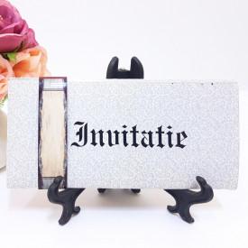 Invitatie Nunta BBS1 Ziarul Caragiale