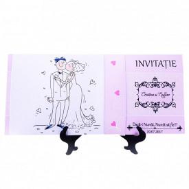 Invitatie Nunta BBS2 Daca-i Nunta! 1