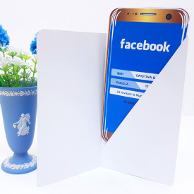 Invitatie Nunta Modern Facebook