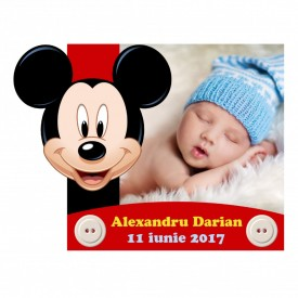 Magnet Contur Mickey Mouse 1