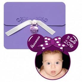 Magnet Contur Minnie Mouse 34