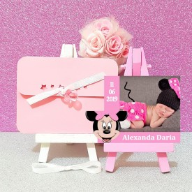 Magnet Contur Minnie Mouse 5