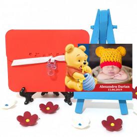 Magnet Contur Winnie The Pooh 11