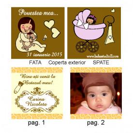 Marturie Botez Carticica 10 Foto Bebelusa 2