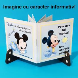 Marturie Botez Carticica 6 Foto Mickey Mouse 3