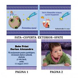 Marturie Botez Carticica 6 Foto Micul Print