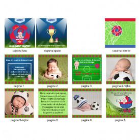 Marturie Carticica Fotbal 7