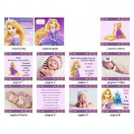 Marturie Carticica Rapunzel