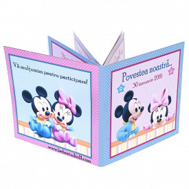 Marturie Gemeni Carticica Mickey-Minnie 2