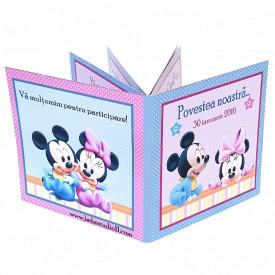 Marturie Gemeni Carticica Mickey-Minnie 2