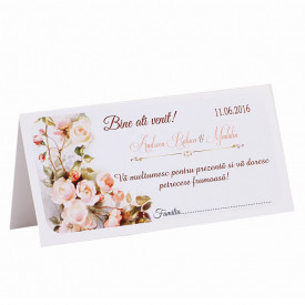 Plic Nunta Wedding Flowers
