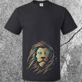 Tricou personalizat Leu